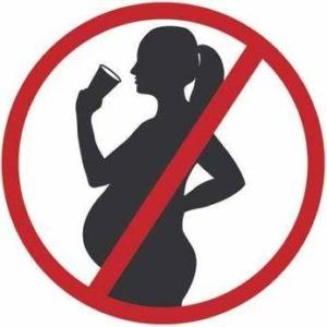 alkohol cigarety v tehotenstve