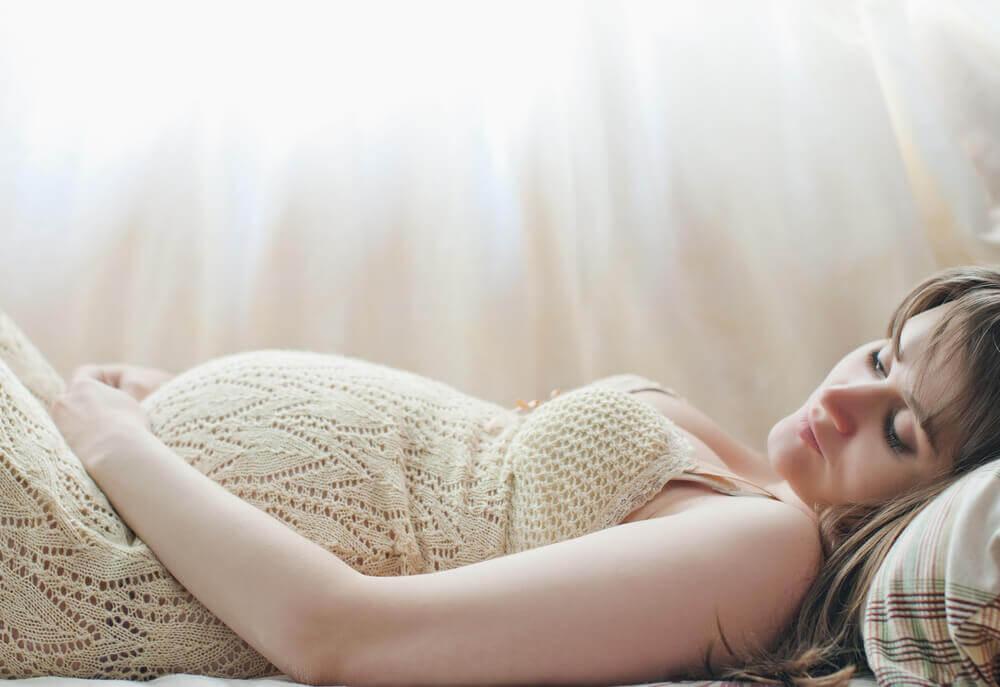 únava v tehotenstve