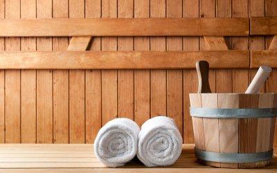 Wellness a sauna v tehotenstve